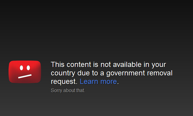 Photo of What is Pakistan's ranked for removing content from Internet