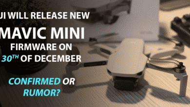 Photo of Self-unlock available for Mavic Mini Drone on 30th of December 2019